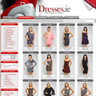 Dresses.ie  webdesign by Ripe